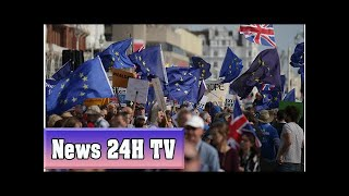 Britons now back remain over leave by 10 points, exclusive poll shows | News 24H TV