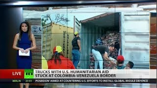 'Political bait': Maduro won't accept aid from just anyone