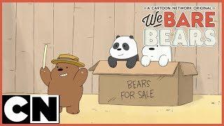 We Bare Bears | Baby Bears at Funfair (Clip 1) | Cartoon Network