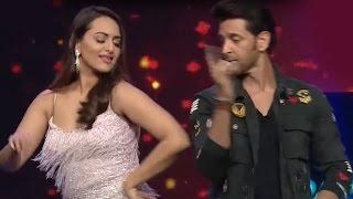 Nach Baliye Season 8   Episode 5   Sonakshi Sinha dances with Hrithik Roshan