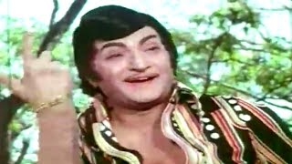Bangaru Baathu Guddu Full Video Song || Vetagadu ||  N.T.Rama Rao,Sridevi