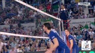 Volley FRANCE IRAN Les Supportères étaient là !
