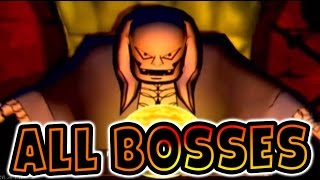The Secret Saturdays: Beasts of the 5th Sun All Bosses | Final Boss (Wii, PS2, PSP)