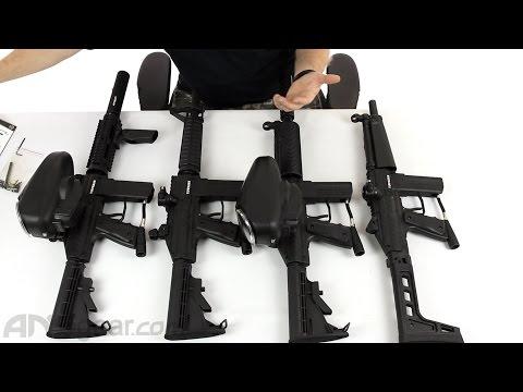 Tippmann Stryker MP1, XR1, MP2 Elite, and AR1 Elite - Review