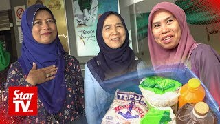 Ramadan Food Basket project continue to help those in need