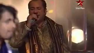 sonu _ rahat singing tujhe dekh dekh sona.mp4