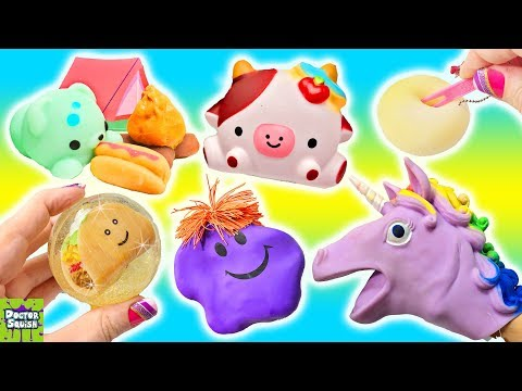 Xxx Mp4 NEW VIDEO Cutting Open American Squishy Toys Smooshy Mushy Amp More Doctor Squish 3gp Sex