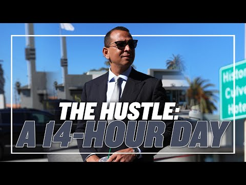 THE HUSTLE A 14 HOUR DAY VLOG 4