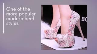 20 Types of Heels
