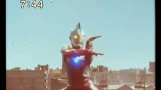 Tsah.....Ultraman Amnesia.- Melawan Lupa 😎