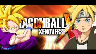Dragonball Xenoverse: Boruto vs. Teen Gohan