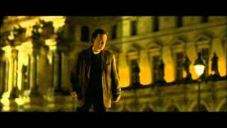 'The Da Vinci Code'. End Scene ft the music, 'Chevaliers de Sangreal', by Hans Zimmer