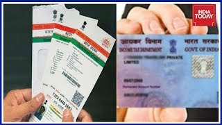 Supreme Court Says Linking Aadhar Card With Pan Card Not Mandatory