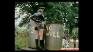 The Two Ronnies (1980) - leather trailer