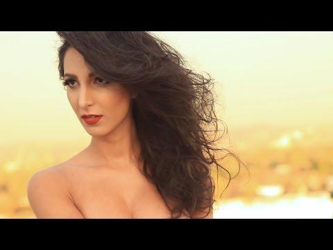Indian Model Nadiva Charania Photo Shoot with Arthur St. John