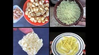 BEST ways to store ginger for months...Yes, months! (II)|Poonam's Kitchen