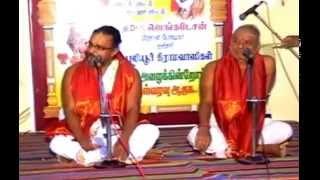 Greatness of Nama Sankeerthanam - Sri Sri Muralidhara Swamigal at GF Village (Puliyur)