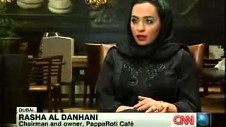 Rasha Al Danhani - Owner of  PappaRoti