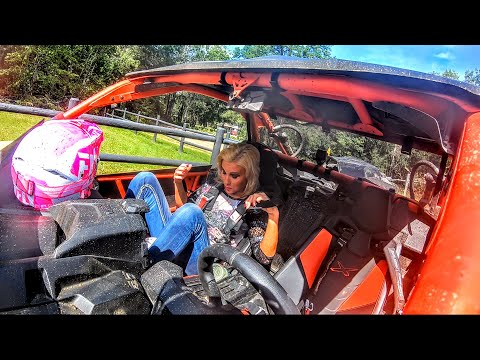 Xxx Mp4 How To Get Her SOAKED In A Maverick X3 SXS A Trail RIP 3gp Sex