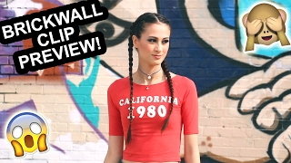PREVIEW VAN MIJN CLIP BRICKWALL! || Fan Friday