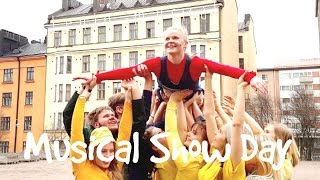 Musical Show Day   VLOG   vilmabrownie