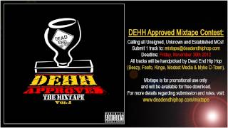 DEHH Approved The Mixtape Vol.1