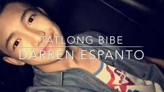 Darren Espanto TATLONG BIBE (short cover) 5-22-2016