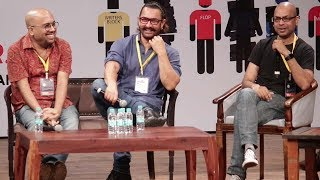 Aamir Khan At The Inauguration Of 5th Indian Screenwriters Conference - Full Video