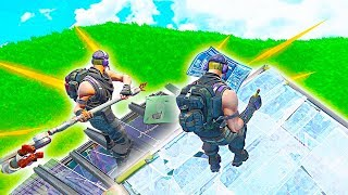 Replace ANY Roof with this TRICK! (Fortnite Battle Royale)