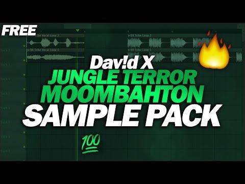Dav!d X Sample Pack: Jungle Terror, Moombahton [FREE DOWNLOAD]