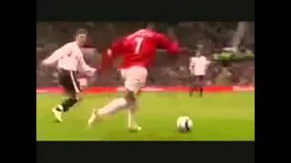 Cristiano Ronaldo - speed and dribbling