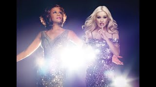 Cristina Aguilera e Whitney Houston