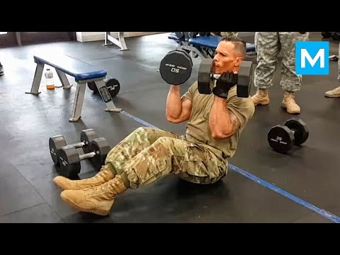 Xxx Mp4 SUPER SOLDIER Fit Strong Muscle Madness 3gp Sex