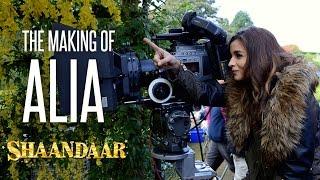 Shaandaar | The Making Of Aila Alia | Shahid Kapoor | Alia Bhatt | Pankaj Kapur