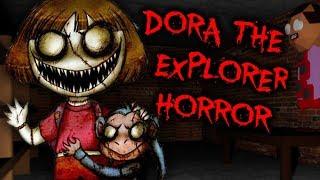 DORA IS DEAD! DORA THE EXPLORER HORROR GAME