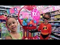 Halloween Shopping for Kids Costumes at Party City!!