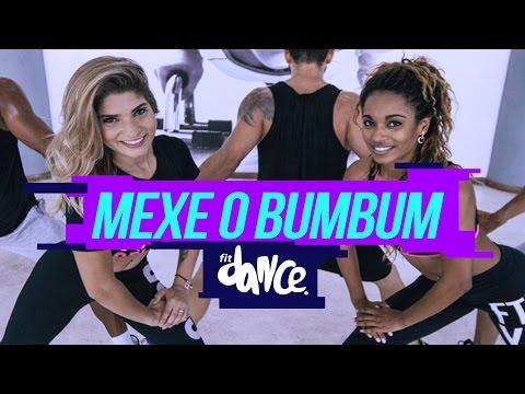 Mc Thales Mexe o Bumbum FitDance 4k Coreografia Choreography
