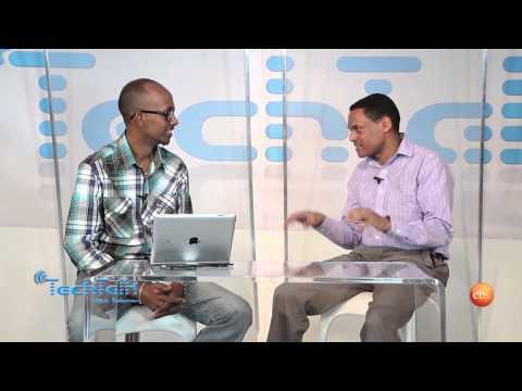 S2 Ep.6 Part 1 NASA Researcher Dr. Tilaye Tadesse TechTalk With Solomon