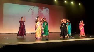 Dance thumbapoo kattil-Shravanotsavam by BAI