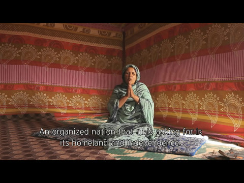 Music of exile from the Saharawi of the Western Sahara