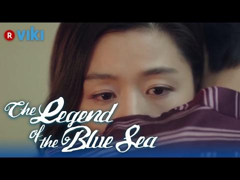 The Legend Of The Blue Sea Ep 13 Lee Min Ho Hugs Jun Ji Hyun