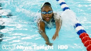 Most Black Kids Can't Swim. It's Not Just A Stereotype — It's History. (HBO)