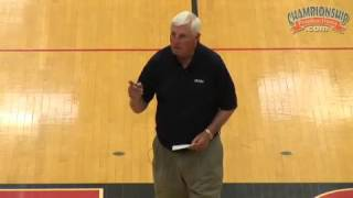 Bob Knight's Essentials of Coaching Basketball