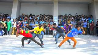 ICC World Twenty20 Bangladesh 2014 Flash MOB (Official) Rajshahi University
