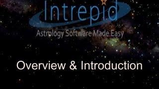 1 - Wheels & Main Screen - Intrepid Astrology Software