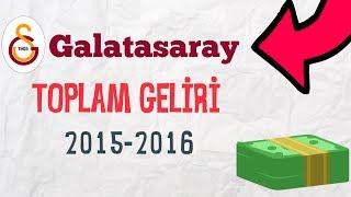 Galatasaray Ne Kadar Kazanıyor?