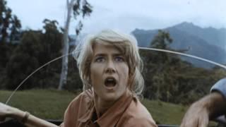 Jurassic Park (1993) - Trailer #1 in HD (Fan Remaster)(35MM presentation)