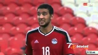 ملخص مباراة مصر و زامبيا 3 0 المباريات الوديه