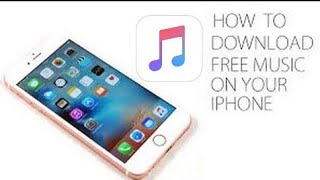 How To Download Music!! on iPhone Library!! - Apple Music -(WITHOUT JAILBREAK ) | Updated Way 2017#1