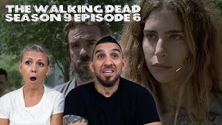 The Walking Dead Season 9 Episode 6 'Who Are You Now?' REACTION!!